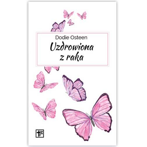 Okładka książki Uzdrowiona z raka